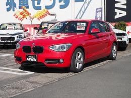 BMW 1シリーズ 116i スポーツ 禁煙車 純正ナビ バックカメラ