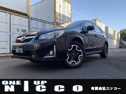 スバル インプレッサXV 2.0i-L アイサイト 4WD カロッツエリアナビ 純正ドライブレコーダ
