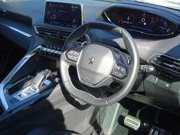 快適性、操作性を兼ね備えた新世代のi-Cockpit。【プジョー大府:0562-44-0381】