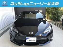 トヨタ 86 2.0 GT リミテッド 純正SDナビ バックモニター