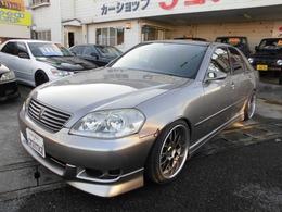 トヨタ マークII 2.5 iR-V ヤマハフォーチューナー純正5速