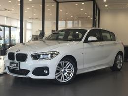 BMW 1シリーズ 118i Mスポーツ HDDナビミラーETC純正17インチアルミ