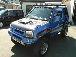スズキ ジムニー 660 XC 4WD 当社デモカー フルカスタム