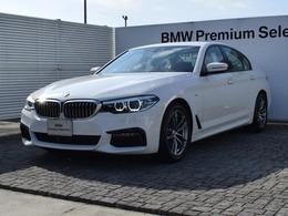 BMW 5シリーズ 523d xドライブ Mスピリット ディーゼルターボ 4WD 弊社デモカー ACC HUD フルセグ Bカメ 18AW
