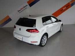 VWの認定中古車「Das Welt Auto」は安心の長期保証と納車前の100項目にも及ぶ点検で皆様のカーライフをサポートいたします。