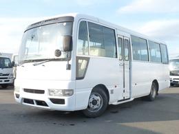 日産 シビリアン マイクロバス・29人乗り・MT・ディーゼル