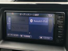 【純正SDナビ】CD、BlueTooth、ワンセグTV、USB