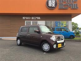 ダイハツ ミラココア 660 X 社外ナビ・バックカメラ・純正フロアマット
