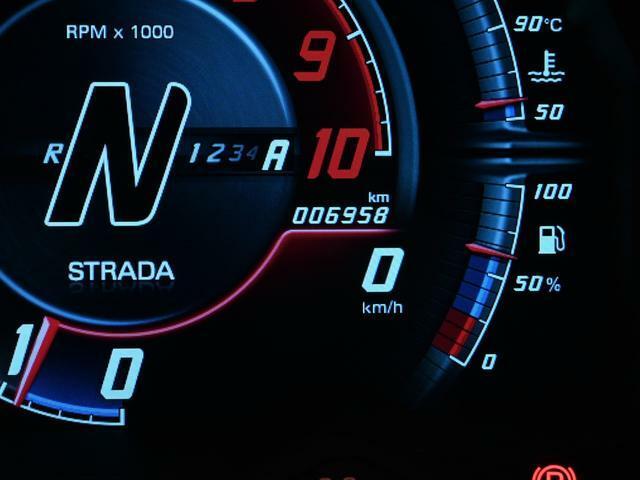 走行距離は6958km。 コンディションは良好です。