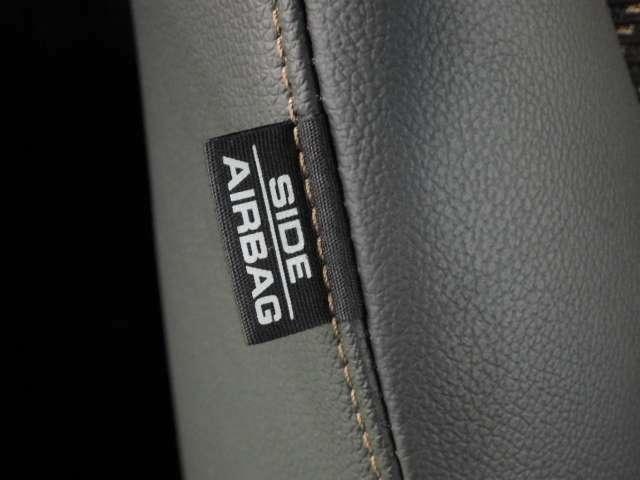 サイド&サイドカーテンエアバッグ装備 更なる安心をもたらしてくれます♪