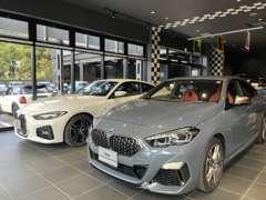 ◆お車ご確認後の商談は1階ショールームで。BMWへの思いをぜひお聞かせください。とっておきのBMWをご提案いたします。