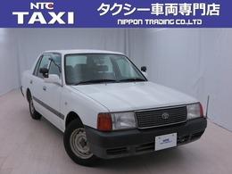 トヨタ コンフォート スタンダードデラックス F5マニュアル LPG
