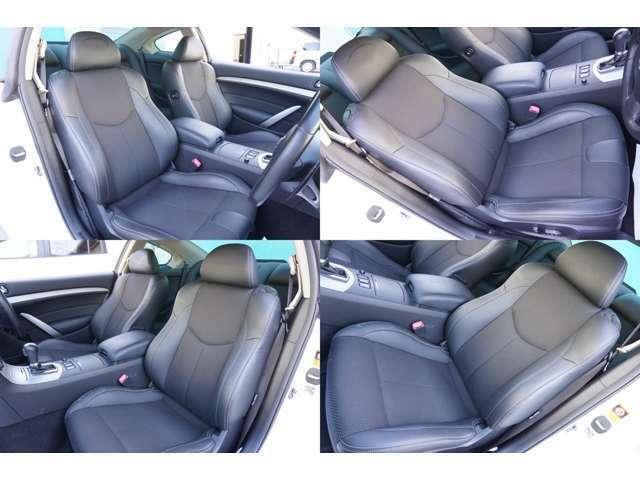 ★運転席、助手席シートのコンディションをご確認下さい!!★