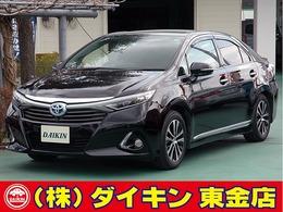 トヨタ SAI 2.4 G メーカーOP ナビTV 禁煙車 F・Bモニター