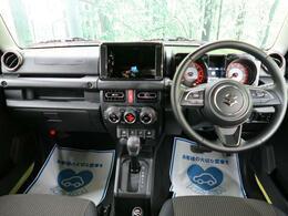 ◆【H30年式ジムニー入庫いたしました!!】おしゃれな2トーンカラー!安全装置も搭載で悪路も安心!