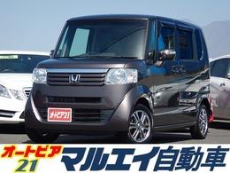 ホンダ N-BOX 660 G Lパッケージ 片側電動・純正ナビ・Pスタート・純正AW