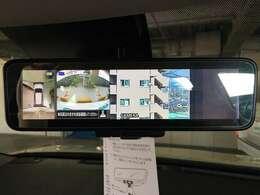 【インテリジェントアラウントビューモニター】上から見下ろしたように駐車が可能です。安心して縦列駐車も可能です。
