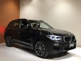BMW X3 xドライブ20d Mスポーツ ディーゼルターボ 4WD ハイラインPKG ACC 茶革シート 純正20AW