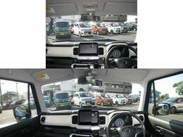 視界が広く前方が見やすいので運転もしやすいです!!交差点等での右折時・左折時に歩行者も見やすいです!! クルマの運転にあまり慣れてない方にもオススメです!