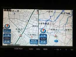 ☆社外HDDナビ(CN-HW850D)ラジオ、CD、DVD、HDD、SD、フルセグ、USB接続
