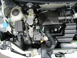 エネチャージを採用しているから低燃費!
