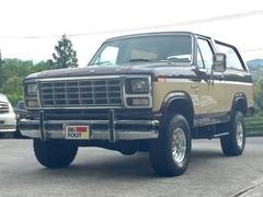 フォード ブロンコ の中古車 XLT 広島県東広島市 178.0万円