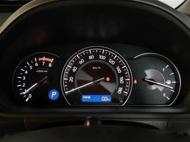 【メーター】全国のトヨタのお店で保証修理が受けられます。プラス2年(計3年)まで延長も可能です。