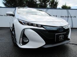 トヨタ プリウスPHV 1.8 S ナビパッケージ 新型5人乗り 外部給電1500W電源コンセント