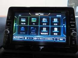フルセグTV内蔵の『純正9型メモリーナビ/型式MM318D-LM』を装着!!知らない道も快適ドライブ♪高画質のキレイな画面で検索スピードも速く目的地まで分かりやすく案内します☆★