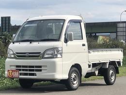 ダイハツ ハイゼットトラック 660 エアコン・パワステスペシャル 3方開 SDナビTV