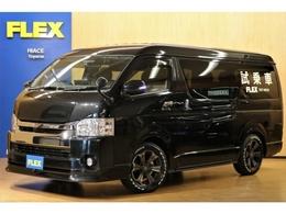 トヨタ ハイエース 2.7 GL ロング ミドルルーフ 4WD 富山店試乗車 内装架装Ver.1