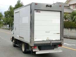 冷蔵冷凍車!スタンバイ!ぜひ見に来て下さい!不在時が多いので事前にご連絡下さい!