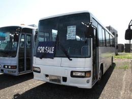 いすゞ ジャーニー 大型バス 41人乗り バックモニター付き