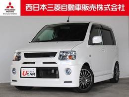 三菱 eKスポーツ 660 R 距離無制限保証1年付 オーディオレス車