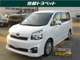 トヨタ ヴォクシー 2.0 ZS HDDナビ・地デジ・ETC・両側電動ドア