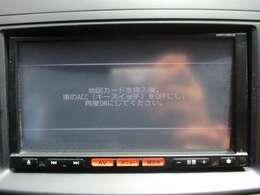 機能充実!フルセグTV、CD再生可能です!