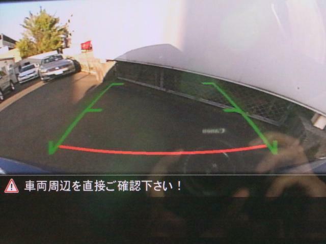 リアビューカメラはVWエンブレムをかたどったスマートなバックドアノブ内蔵型です。