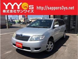 トヨタ カローラフィールダー 1.5 X 4WD キーレス HID 4WD