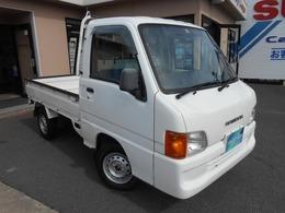 スバル サンバートラック 660 TC 三方開 4WD パワステ エアコン 4WD 5速MT