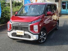三菱 eKクロス 660 G 新車保証付 HV 安全装備フロアマットLED