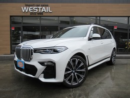 BMW X7 xDrive 40d Mスポーツ 1オナ 新型マイルドHV スカイラウンジSR