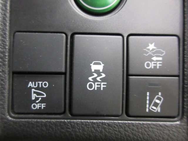ホンダセンシング搭載で安心安全。衝突軽減ブレーキなどを搭載しておりますので、ヒヤッとすることも少なくなります。