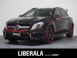 メルセデスAMG GLAクラス GLA 45 4マチック 4WD 限定600台 1オーナー Edition1エクステリア