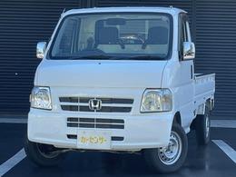 ホンダ アクティトラック 660 アタック 4WD パワステ エアコン 三方開 4WD