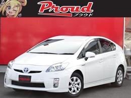 トヨタ プリウス 1.8 G LEDエディション /禁煙車/ETC/Bluetooth/フルセグ/ステリモ