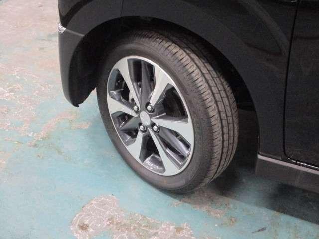 アルミホイール付サマータイヤは、まだまだ使用できます!