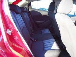 人間中心の考え方で設計されたシートはロングドライブでの疲れを軽減します♪