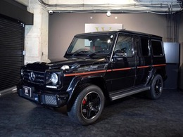 メルセデス・ベンツ Gクラス G350d デジーノ マヌファクトゥーア エディション ディーゼルターボ 4WD 限定車/1オーナ/赤キャリパ/検査R4.11/禁煙