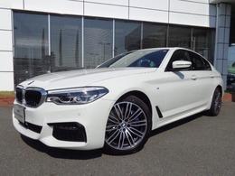 BMW 5シリーズ 540i xドライブ Mスポーツ 4WD セレクトP黒革SRハ-マンカ-ドン認定中古車