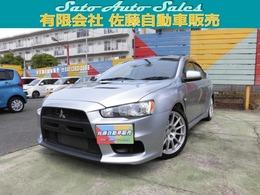 三菱 ランサーエボリューション 2.0 GSR X 4WD レカロシ-ト HKSマフラ-車高調